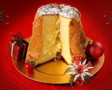 Panettone Italienischen Weihnachtskuchen Online Kaufen